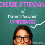 Increase conference attendance!